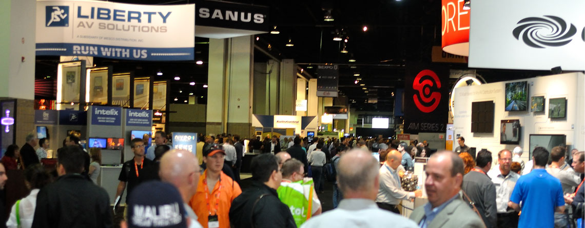 Photo from CEDIA 2014