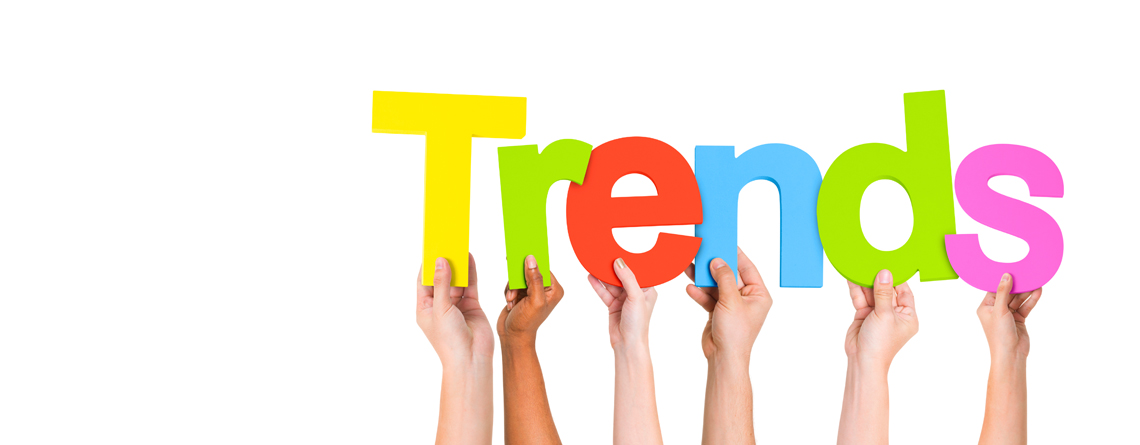 'Trends' graphic