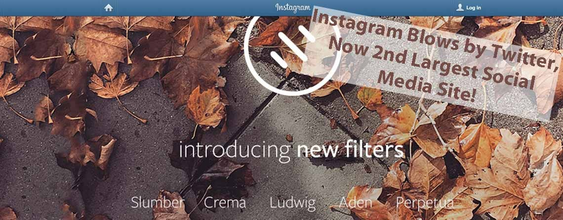 With 60% Growth in Users in 2014, Instagram Blows by Twitter