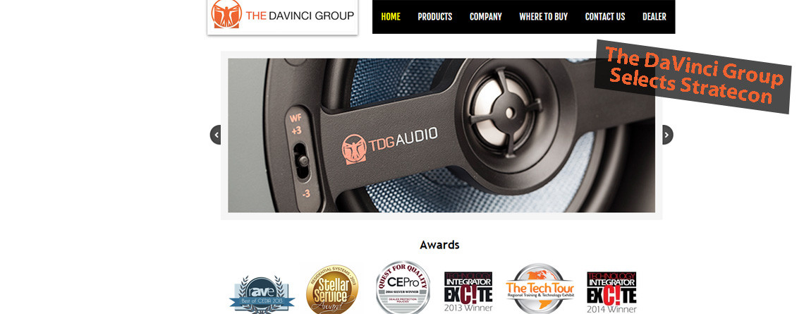 The DaVinci Group Selects Stratecon to Create Content for New Dealer Support Program